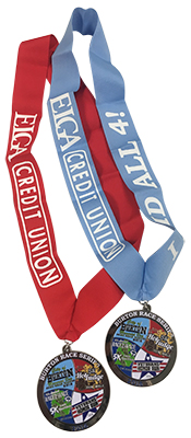 Burton Race Series Medal
